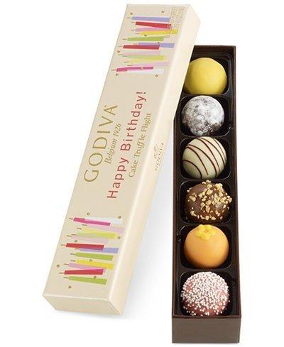 生日巧克力礼盒 6粒装