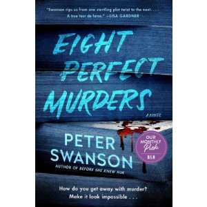 Eight Perfect Murders|Paperback