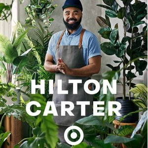 $8起开抢:Target X Hilton Carter 合作园艺系列