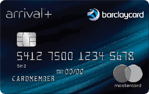 Limited Time Offer: Enjoy 70,000 bonus milesBarclaycard Arrival® Plus World Elite Mastercard®