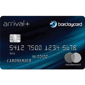 Enjoy 70,000 bonus milesBarclaycard Arrival® Plus World Elite Mastercard®