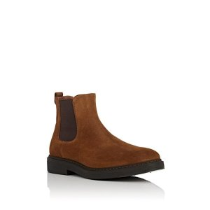 Suede Chelsea Boots Suede Chelsea Boots