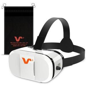 白菜价$5.99(原价$30)闪购速抢: VOX 头戴式3D眼镜