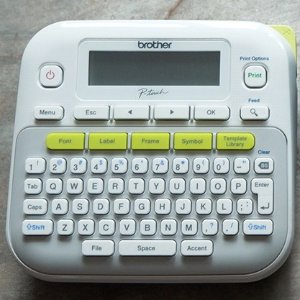 $9Brother Ptouch Labelmaker, PTD210