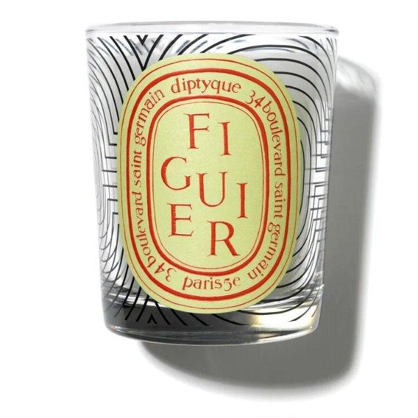 限量蜡烛 Figuier