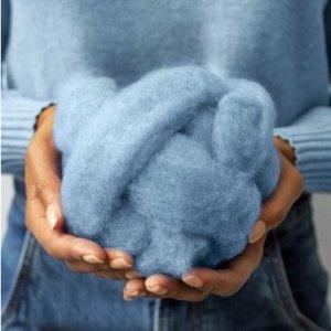 低至5折 €46收羊毛衫Everlane 秋冬精选服饰毛衣、棉服等热卖