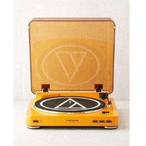 $79(原价$99)Audio Technica AT-LP60 全自动立体声 黑胶唱机