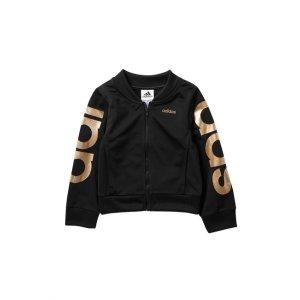 Adidas女童夹克
