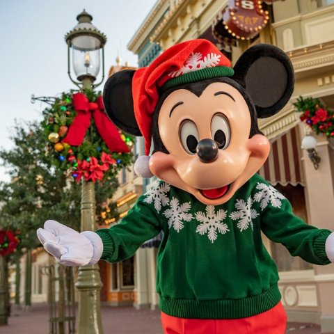 Tickets on SaleDisney World Will Still Be Magical This Christmas