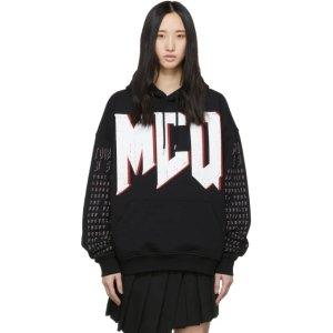 McQ Alexander McQueenlogo卫衣