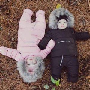 $79起Deux par Deux 雪地里的可爱娃娃 提前锁定花色抢雪服