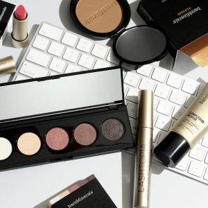 眼影盘+睫毛膏套装仅$40Bare Minerals 美妆产品热卖 收矿物眼影盘