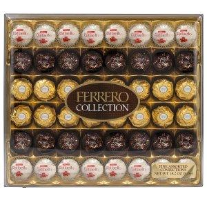 Ferrero Rocher缤纷巧克力礼盒 48粒装