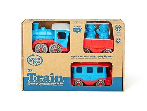 小火车玩具套装