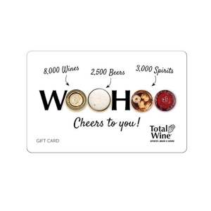Total Wine & More Limited Time Promotion for Gift Card