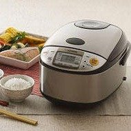 $132.3 Zojirushi NS-TSC10 5-1/2-Cup Micom Rice Cooker and Warmer