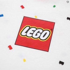 优衣库儿童T恤上新 LEGO 乐高联名款来了
