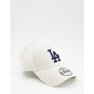New Era100%全棉!白色logo棒球帽