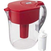 Brita 10杯容量净水壶+1个替换滤芯