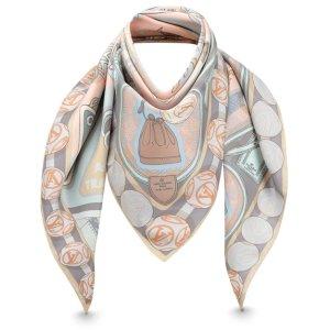 Louis Vuitton新款丝巾/头巾