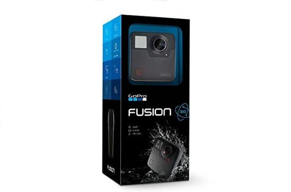 Fusion — 360 Waterproof Digital VR Camera with Spherical 5.2K HD