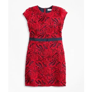 Girls Lace Dress - Brooks Brothers