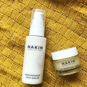 全场5折 €14收必入抗衰精华Nakin 英国小众高端有机护肤热卖 超级敏感肌的必备小宝库