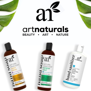 15% OffDealmoon Exclusive: artnaturals hand sanitizer and hand soap sale