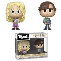 Funko Pop HARRY POTTER 系列 LUNA & NEVILLE 大头仔