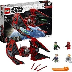 LEGO Star Wars 75240 星球大战系列 绯红钛战机 7折特价