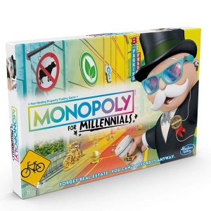MONOPOLY大富翁Millennial Edition