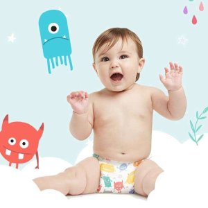 40% Off on 1st Diaper BundleNew & Best-Ever Diaper arrival @ The Honest Company