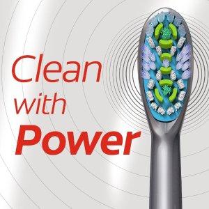 $7.57(原价$11.49)Colgate 高露洁 360°口腔清洁电动牙刷 2支装