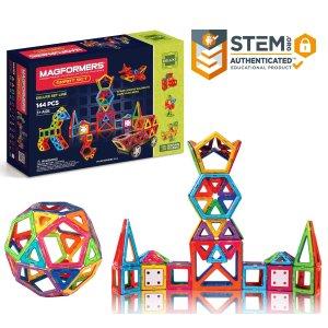 Magformers 儿童磁力片益智拼搭玩具