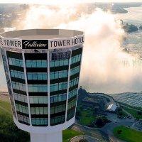 尼亚加拉大瀑布 高塔瀑布全景酒店 加拿大侧