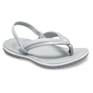 Crocs儿童 Crocband™ 夹脚凉鞋