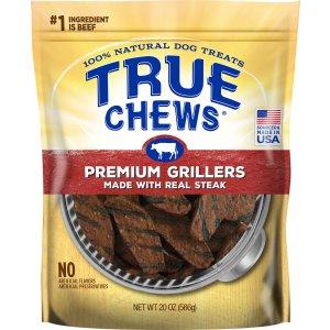 $11.69True Chews 狗狗牛肉干零食