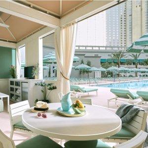 $50/晚起   运通卡满 $250 返 $50MGM旗下 拉斯维加斯4星级酒店 Park MGM惊喜好价
