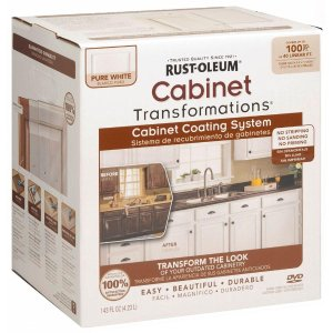 $39Rust-Oleum Transformations 1-Qt. Pure White Cabinet Small Kit
