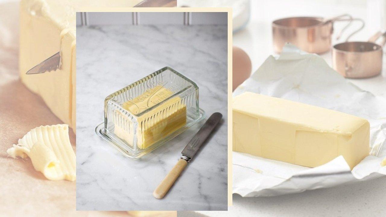 黄油的作用、分类与烘焙利用小技巧!