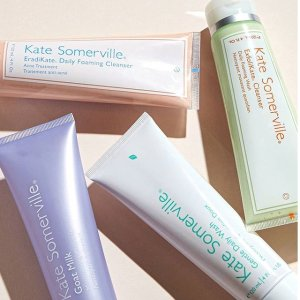 $11 Off Any Item+Free Gift11.11 Exclusive: Kate Somerville Skincare Sale