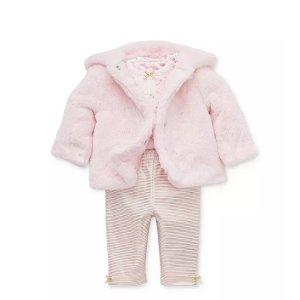 低至3.6折+ 最高减$150Bloomingdales Little Me 高品质婴儿服饰热卖