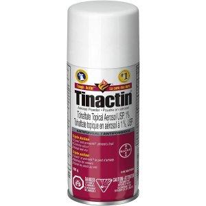 $9.95收100gTinactin 抗真菌脚气粉末喷雾 100g 告别异味汗脚和脚气