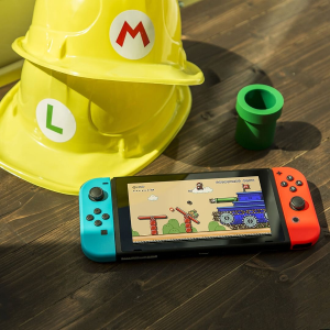 $448 随时断货!速抢!补货:Nintendo Switch 红蓝款/灰色款 游戏主机