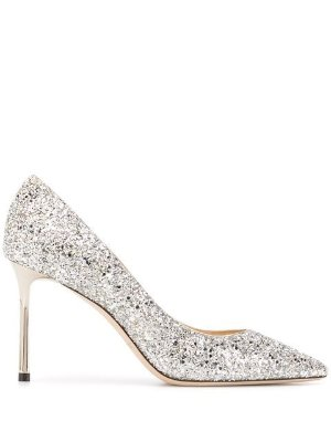 Jimmy Choo Romy 85 pumps $675 - Shop AW19 Online - Fast Delivery, Price