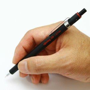 $12.88史低价:rOtring 德国红环自动铅笔600系列 0.5mm
