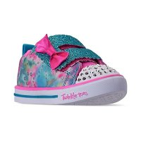 Skechers 女幼童运动鞋
