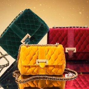 低至3折+额外9折Aspinal of London 英国小众轻奢包包热卖 $321收杨幂同款盒子包