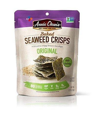 海苔糙米脆 原味  10袋装