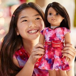 $10 Off $50+Friends & Family Offer @ American Girl